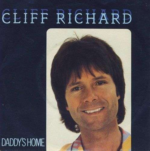 Coverafbeelding Daddy's Home - Cliff Richard