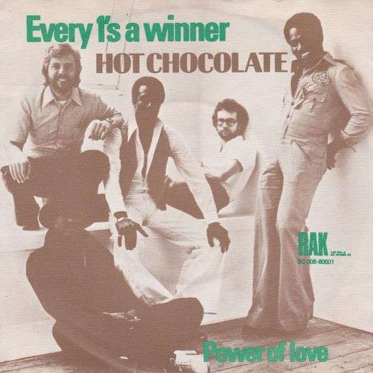 Coverafbeelding Every 1's A Winner - Hot Chocolate