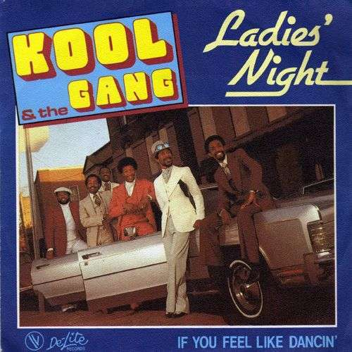Coverafbeelding Ladies Night - Kool & The Gang