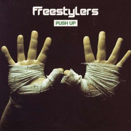 Coverafbeelding Push Up - Freestylers