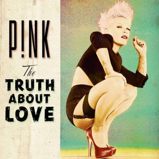 Coverafbeelding True Love - P!nk Featuring Lily Rose Cooper
