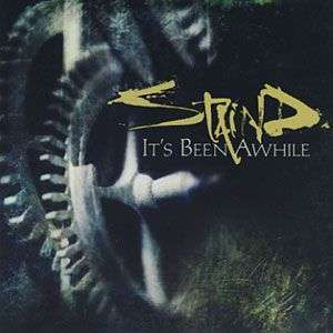 Coverafbeelding Staind - It's Been Awhile