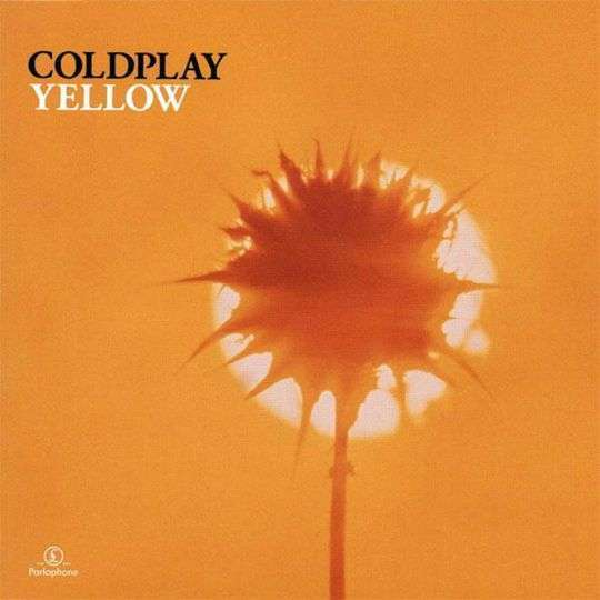 Coverafbeelding Yellow - Coldplay
