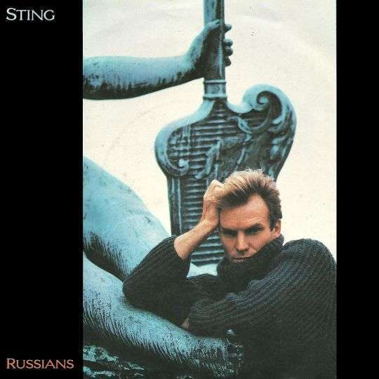Coverafbeelding Russians - Sting