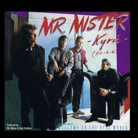 Coverafbeelding Kyrié - Mr. Mister
