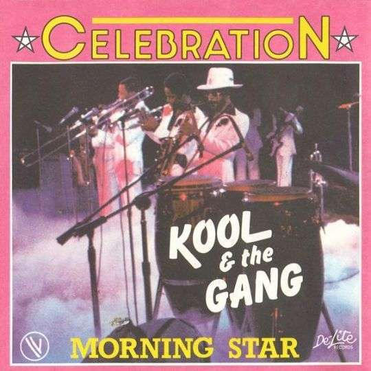 Coverafbeelding Celebration - Kool & The Gang