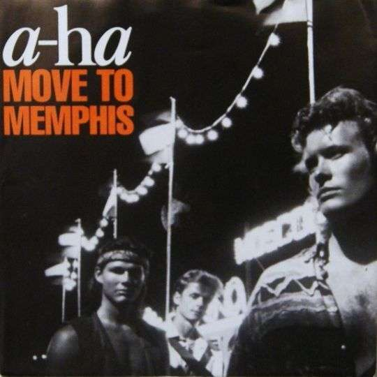 Coverafbeelding Move To Memphis - A-ha