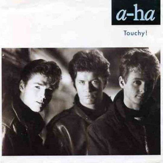 Coverafbeelding Touchy! - A-Ha