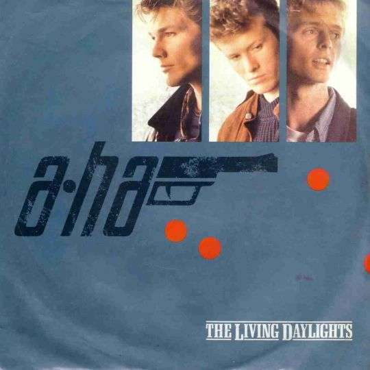 Coverafbeelding The Living Daylights - A-Ha