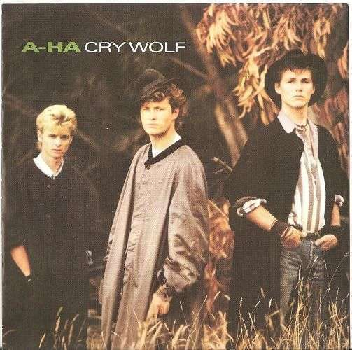 Coverafbeelding Cry Wolf - A-ha