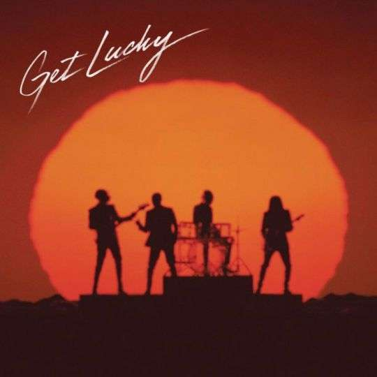 Coverafbeelding Get Lucky - Daft Punk Feat. Pharrell Williams