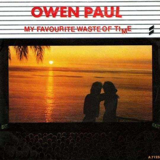 Coverafbeelding Owen Paul - My Favourite Waste Of Time