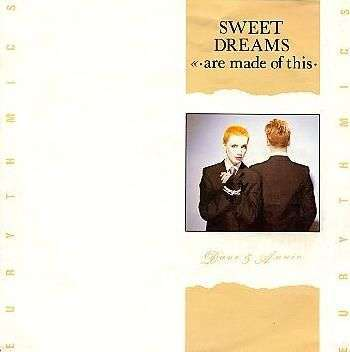 Coverafbeelding Sweet Dreams - Are Made Of This - Eurythmics