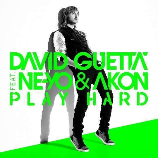 Coverafbeelding Play Hard - David Guetta Feat. Ne-Yo & Akon