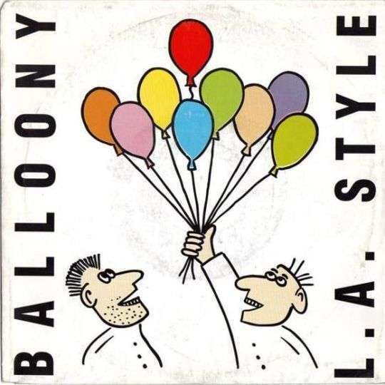 Coverafbeelding Balloony - L.a. Style