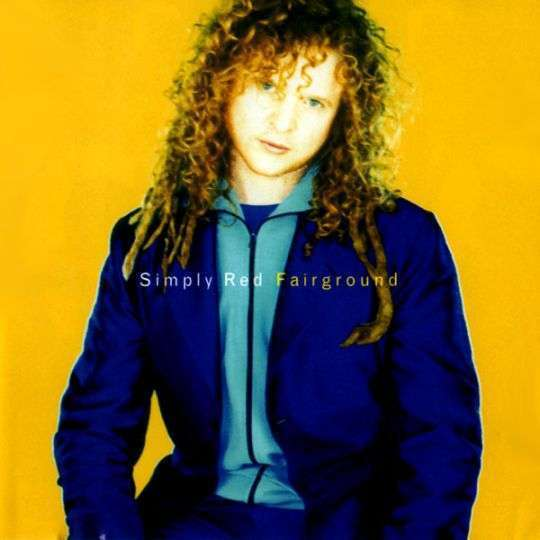 Coverafbeelding Fairground - Simply Red