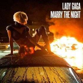 Coverafbeelding Marry The Night - Lady Gaga