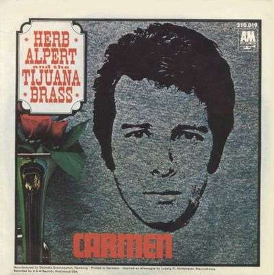 Coverafbeelding Carmen - Herb Alpert And The Tijuana Brass