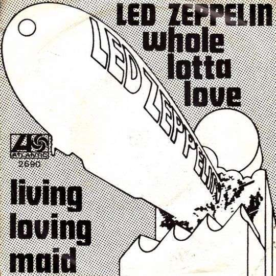 Coverafbeelding Led Zeppelin - Whole Lotta Love