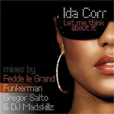 Coverafbeelding Ida Corr - Let Me Think About It