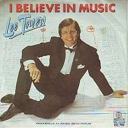 Coverafbeelding I Believe In Music - Lee Towers
