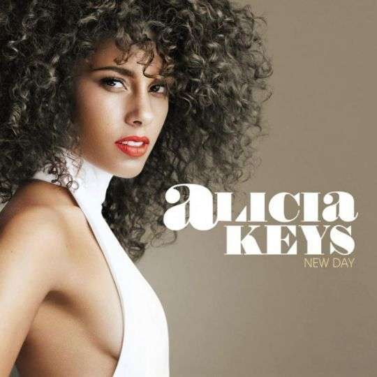 Coverafbeelding New Day - Alicia Keys