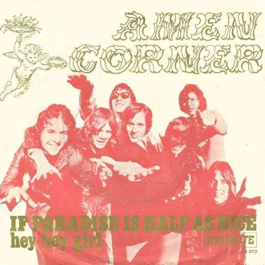 Coverafbeelding If Paradise Is Half As Nice - Amen Corner