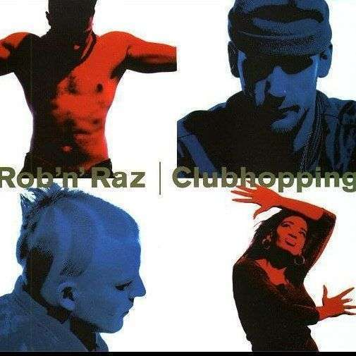 Coverafbeelding Clubhopping - Rob 'n' Raz
