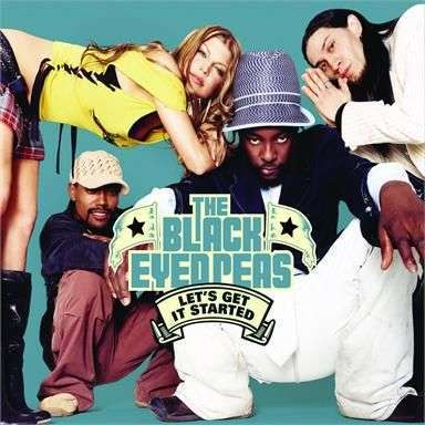 Coverafbeelding Let's Get It Started - The Black Eyed Peas