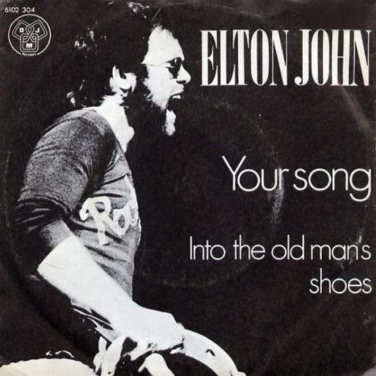 Coverafbeelding Your Song - Elton John