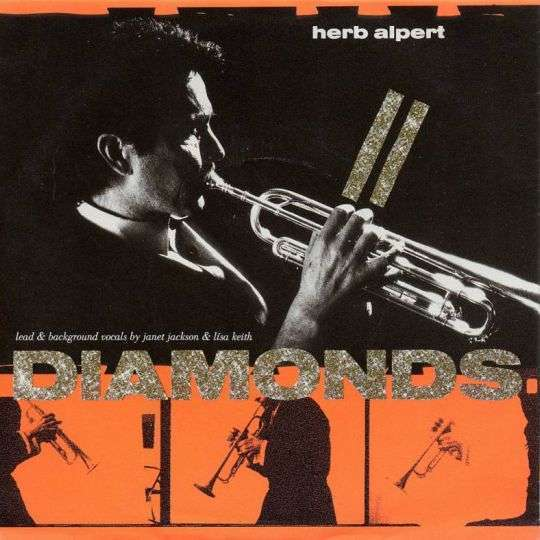 Coverafbeelding Diamonds - Herb Alpert - Lead & Background Vocals By Janet Jackson & Lisa Keith