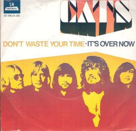 Coverafbeelding Don't Waste Your Time - Cats