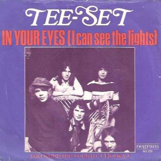 Coverafbeelding In Your Eyes (I Can See The Lies) - Tee-Set