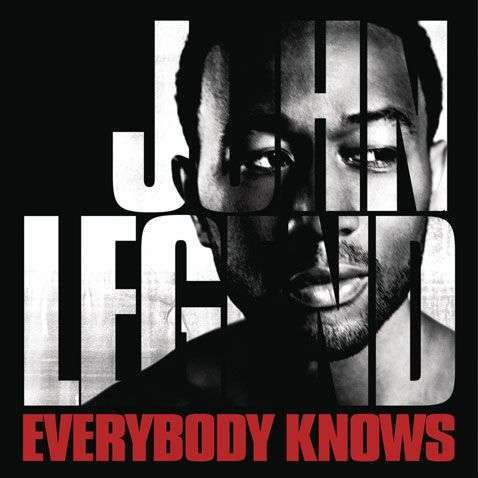 Coverafbeelding John Legend - everybody knows