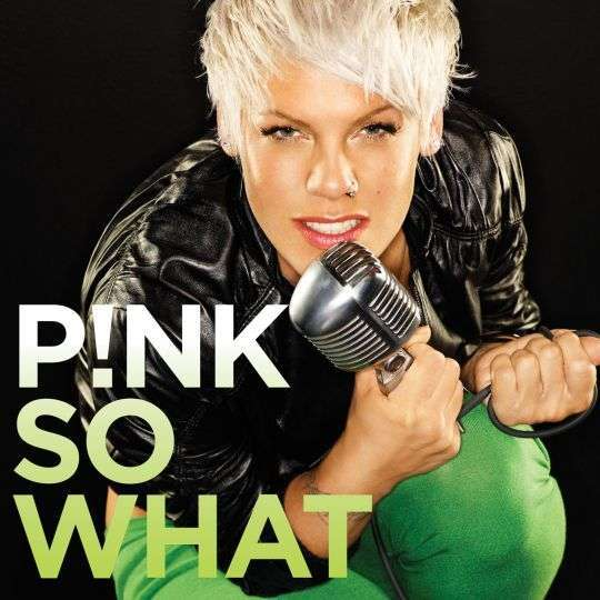 Coverafbeelding So What - P!nk