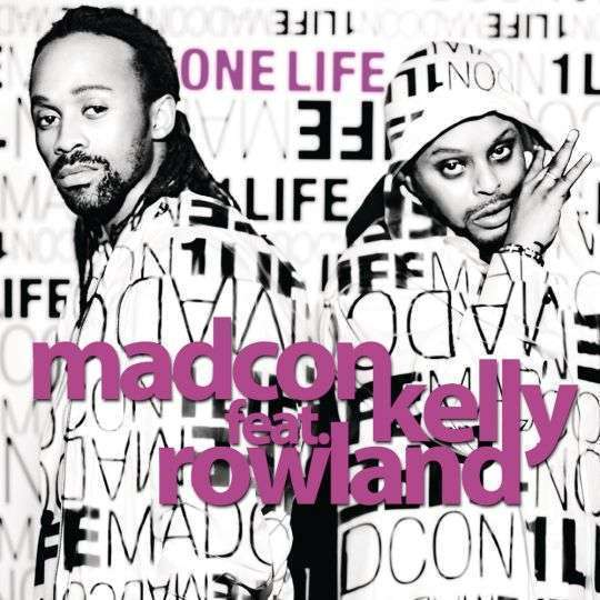 Coverafbeelding One Life - Madcon Feat. Kelly Rowland