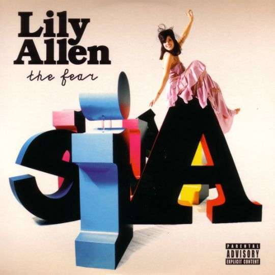 Coverafbeelding The Fear - Lily Allen