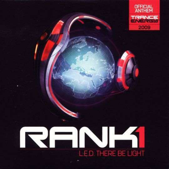 Coverafbeelding L.e.d. There Be Light - Official Anthem Trance Energy 2009 - Rank 1
