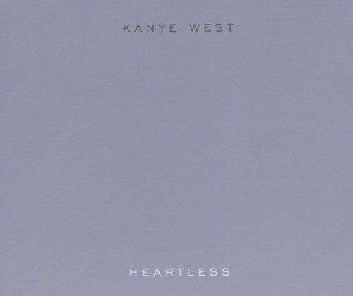 Coverafbeelding Heartless - Kanye West