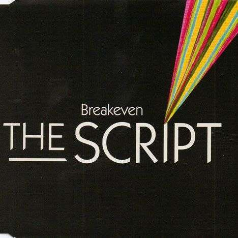 Coverafbeelding Breakeven - The Script