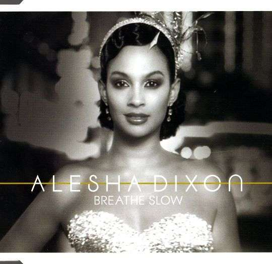 Coverafbeelding Breathe Slow - Alesha Dixon