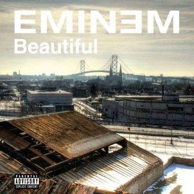 Coverafbeelding Beautiful - Eminem