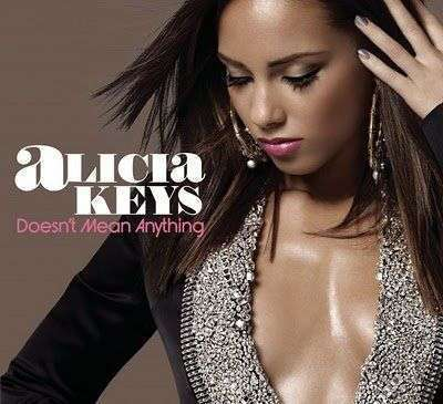 Coverafbeelding Alicia Keys - Doesn't mean anything