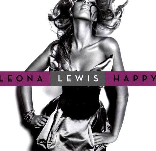 Coverafbeelding Happy - Leona Lewis