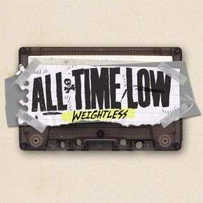 Coverafbeelding All Time Low - Weightless