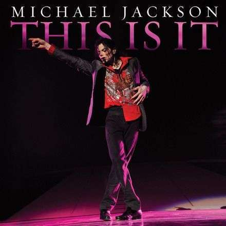 Coverafbeelding This Is It - Michael Jackson