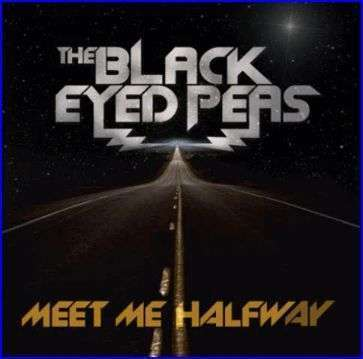 Coverafbeelding Meet Me Halfway - The Black Eyed Peas
