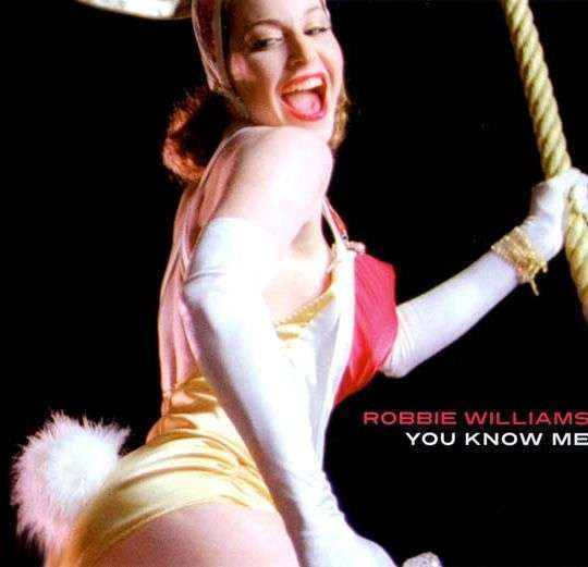 Coverafbeelding You Know Me - Robbie Williams