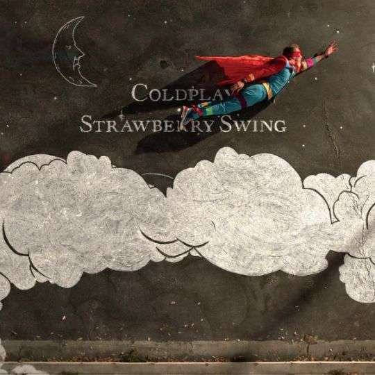 Coverafbeelding Strawberry Swing - Coldplay