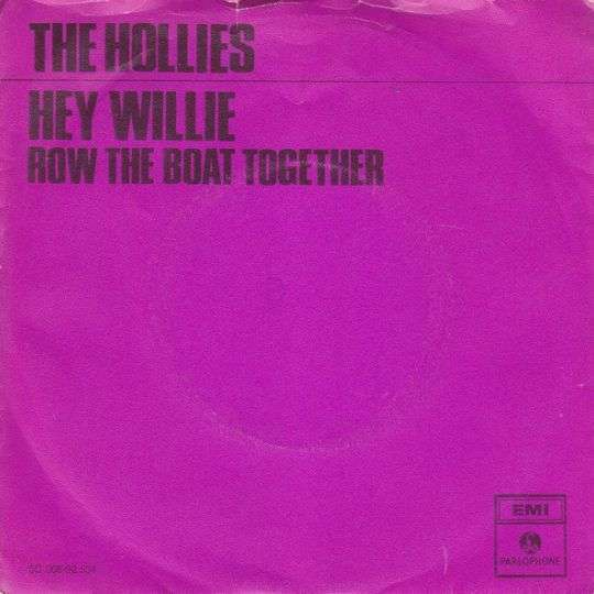 Coverafbeelding Hey Willie - The Hollies